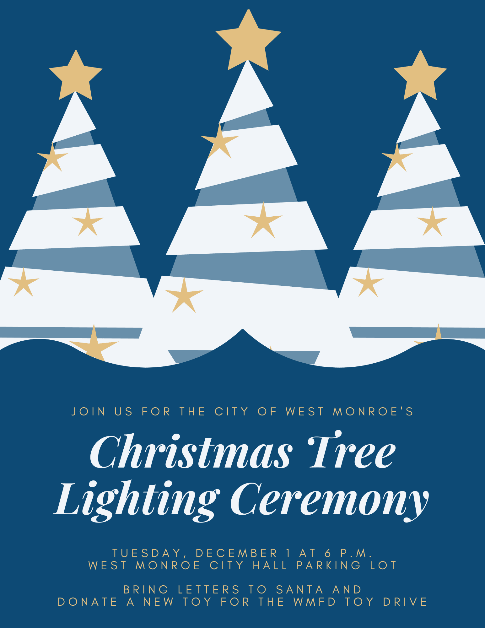 2020 Christmas Tree Lighting Ceremony